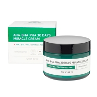 Восстанавливающий крем для проблемной кожи / Some By Mi AHA-BHA-PHA 30 Days Miracle Cream