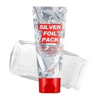 Маска-пленка с эффектом фольги  / A'Pieu Silver Foil Pack