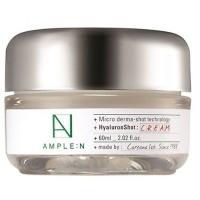 Крем для лица с гиалуроновой кислотой  / Ample:n HyaluronShot Cream