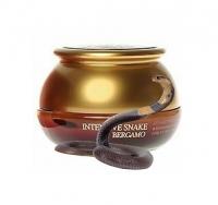 Антивозрастной крем с пептидом Syn-Ake  / Bergamo Intensive Snake Syn-Ake Wrinkle Care Cream