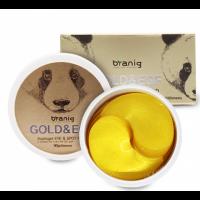 Гидрогелевые патчи с золотом и EGF для кожи под глазами / Byanig Gold & Egf Hydrogel Eye & Spot Patch