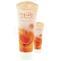 Clean Dew Red Grape Fruit Foam Cleanser/ Пенка для умывания с экстрактом грейпфрута