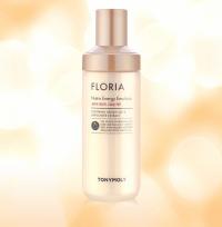 Интенсивно восстанавливающая эмульсия для  лица с аргановым маслом / Floria Nutra Energy Emulsion