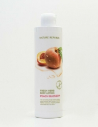 Увлажняющий лосьон для тела на основе персика /Fresh Herb Body Lotion Peach Blossom