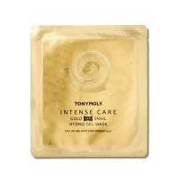 Гидрогелевая маска для лица с улиточным муцином и золотом / ntense Care Gold 24K Snail Hydro Gel Mask