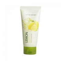 Пилинг-гель с экстрактом лимона / Lemon Real Nature Peeling Gel Wash