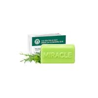 Мыло для проблемной кожи с AHA BHA кислотами /  Some By Mi AHA-BHA-PHA 30 Days Miracle Cleansing Bar