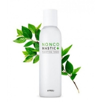 Очищающий тонер с мастикой и чайным деревом для чувствительной кожи / A'PIEU Nonco Mastic Purifying Toner