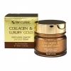 Крем для лица с коллагеном и коллоидным золотом / 3W Clinic Collagen & Luxury 24 Gold Cream
