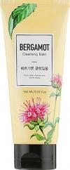Очищающая пенка для умывания лица с бергамотом / Konad Bergamot Cleansing Foam