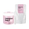 Скраб + масло для тела (Роза) / Crystal Salt Body Oil & Scrub (Rose)