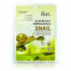 Тканевая маска на основе муцина улитки /  EKEL Super Natural Ampoule Mask Snail