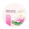 Легкий универсальный гель для лица и тела с лотосом / The Face Shop Fresh Lotus Soothing Gel