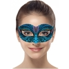 "Гидрогелевая маска для области вокруг  глаз ""Бабочка"" /  Purederm Carnival Look Eye Gel Mask Pure Butterfly"