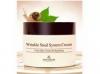 Восстанавливающий крем против морщин с улиточным секретом / Wrinkle Snail System Cream